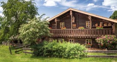 Bauernhausmuseum in Lindberg