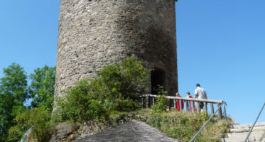 Burgruine Kollnburg