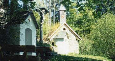 Lourdeskapelle in Gotteszell