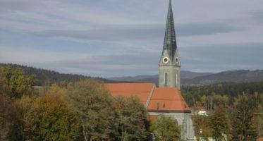 Pfarrkirche Sankt Margareta in Teisnach