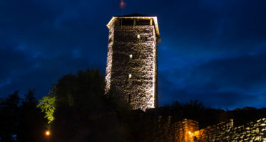 Burg Altnußberg in Geiersthal