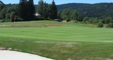 Golfplatz auf der Rusel