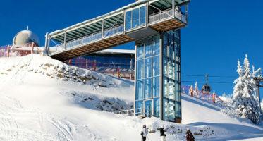 Skifahren-Snowboarden am Arber